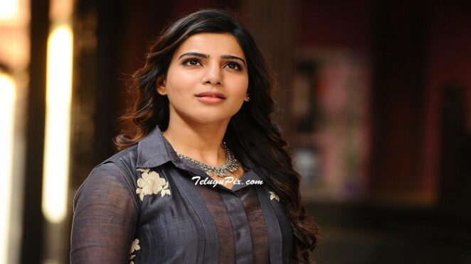 Samantha Akkineni - Most Beautiful South Indian Actress