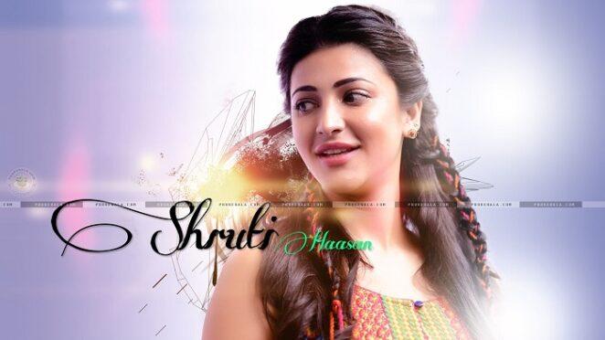 Shruti Haasan - Most Beautiful South Indian Actress [#4]